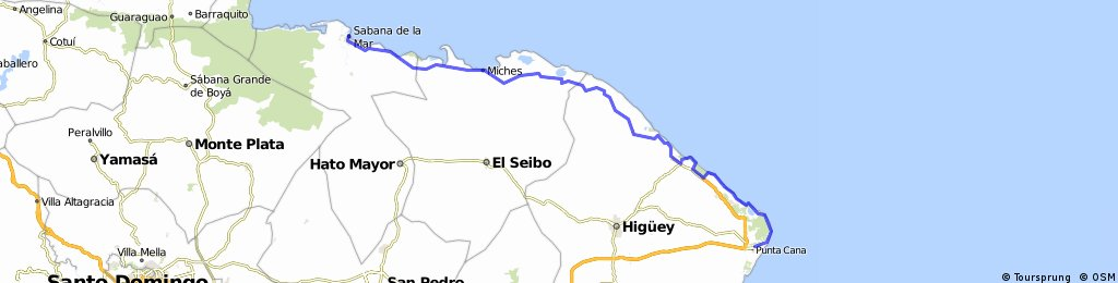 Punta Cana - Sabana De La Mar