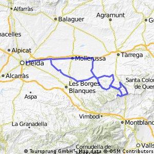 Serra del Tallat