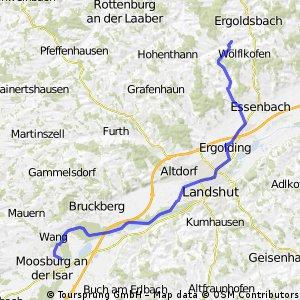 Moosburg - Kläham