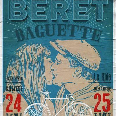 Ride Béret Baguette 25 Mai 2014