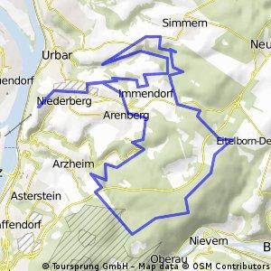 Festung Immendorf, Golfplatz, TÜP, Festung