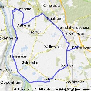 Bübo Rhein Tour