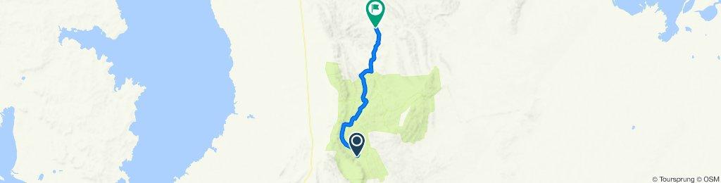 Bike SA Outback Odyssey Day 15