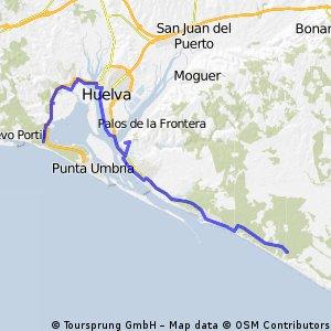 4 Camping Playa La Bota - Camping Doñana