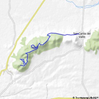 15 MTB San Carlos del Valle - Molinos Valdepeñas