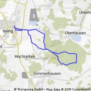 Sportabzeichen 7,5 km