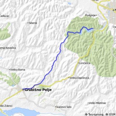 GP - Peratovica - VT ribnjaci