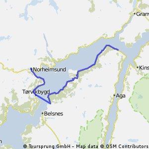 Utne-Jondal-Norheimsund