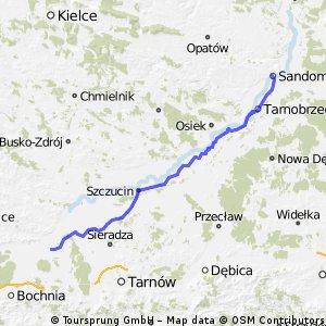 Pielgrzymka 2014 etap III