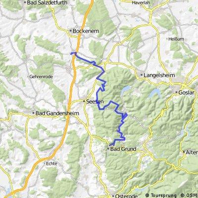 Harztour-2009 Etappe 3- BornumerBiker
