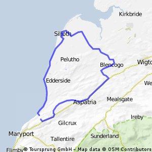 silloth coastal 50km