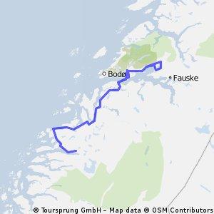 Brevet 300km, Bodø