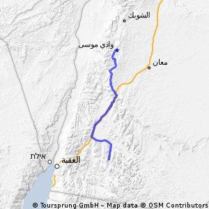 Petra - Wadi Rum