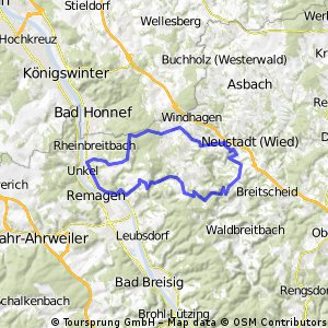 Unkel -Wied -Tour