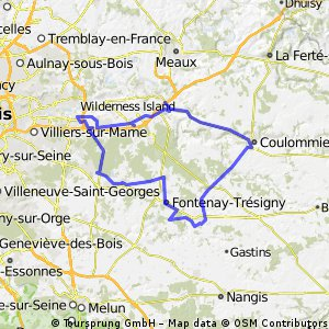 Boucle Torcy - Coulommiers
