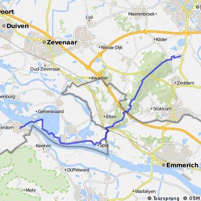 PP Braamt - Millingen aan de Rijn