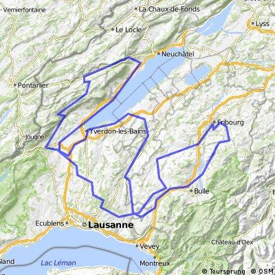 Wysam 333 | Parcours 333km
