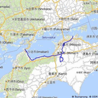 Japon 2014 - île de Shikoku