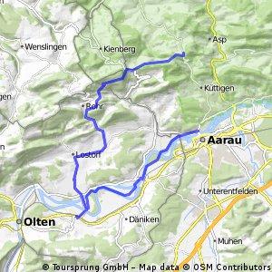 Benkerjoch-Dulliken-Aarau