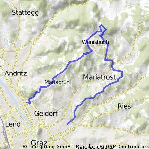 Platte Hauenstein Lechwald
