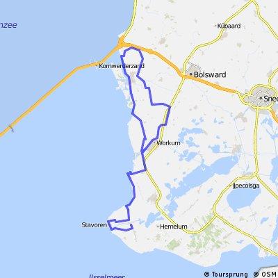 NL Friesland Isselmeer