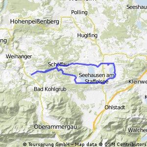 Staffelsee-Runde