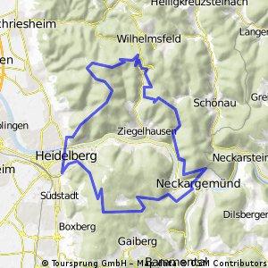 Heidelberg Ostermontag