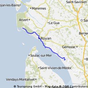 20140509 - Mortagne sur Gironde - Royan