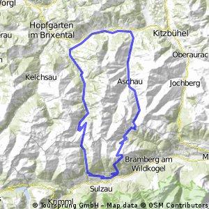 Wildkogel Tour