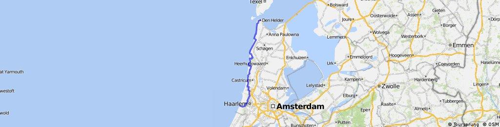 NL Peninsula Tour