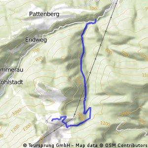 Bründlingalm Variante 1
