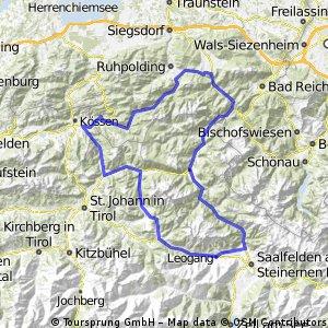 Filzensattel-dt.Alpenstrasse