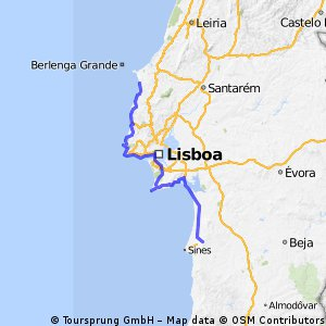 7º Dia - 360º a Portugal