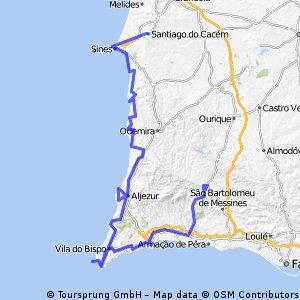 8º Dia - 360º a Portugal
