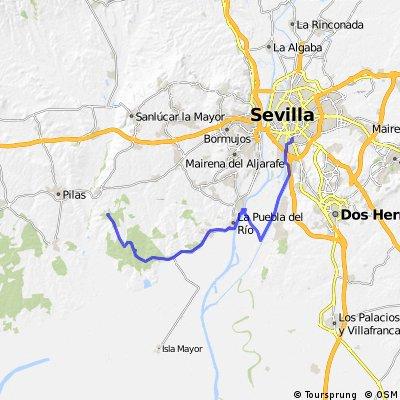 08 - Aznalcazar  - Sevilla