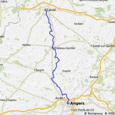 06/07/13 : Angers - St Jean sur Mayenne