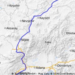 Sivas-Mersin
