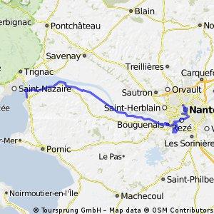e8 Nantes – Saint-Brévin-les-Pins