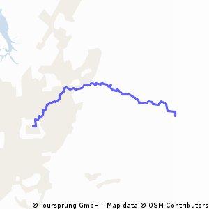 Mawson Trail Day 1