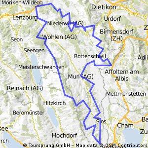 Freiämterweg Bike