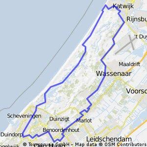 NL Staten Den Haag to Wasenaar