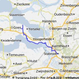 NL Wemeldinge - Antwerp North