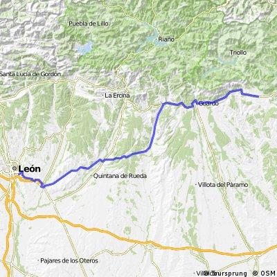 Castrejón de la Peña- León