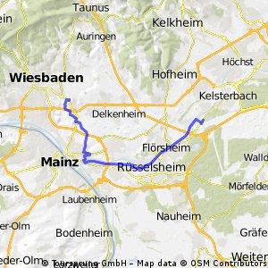 Landebahn Nordwest