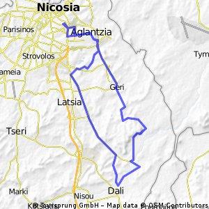 Tour  Lefkosia