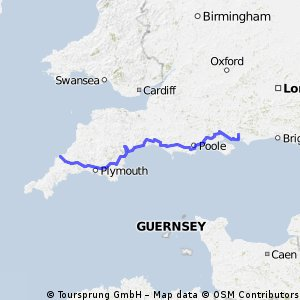 To Cornwall