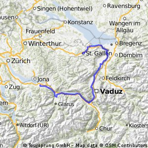Wangen-Rhein-StGallen