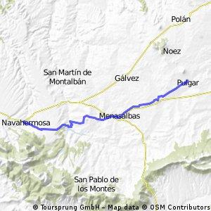 Ecorruta Montes de Toledo