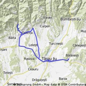 Balanesti-Suseni-Dobrita-Sohodol-Sanatesti-Arcani-Balanesti