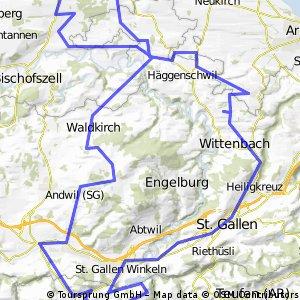 Wibach-Hägschwil-Zihlschl-Waldkrch-Tannenbg